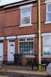 Thumbnail Terraced house for sale in Havelock Road, Derby