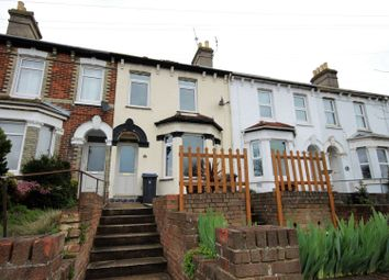 Thumbnail 5 bed terraced house for sale in Barton Road, Dover