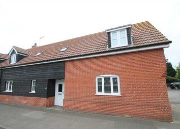 Thumbnail 3 bed property for sale in Brackenbury Mews, High Road East, Felixstowe