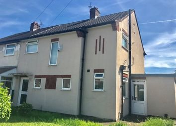 Thumbnail 3 bedroom semi-detached house to rent in Fountains Road, Stretford, Manchester