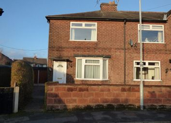 Thumbnail 2 bed semi-detached house to rent in Manor Avenue, Stapleford
