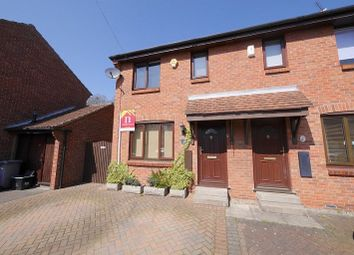 Thumbnail 2 bed semi-detached house to rent in Weddall Close, York