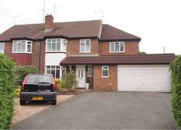 Thumbnail 4 bed semi-detached house for sale in Shirley Road, Maidenhead