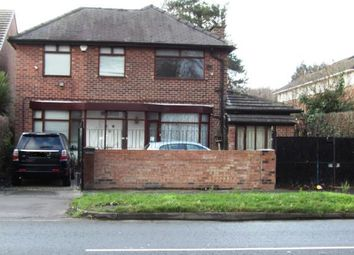 Thumbnail 3 bed detached house for sale in Altrincham Road, Manchester, Greater Manchester