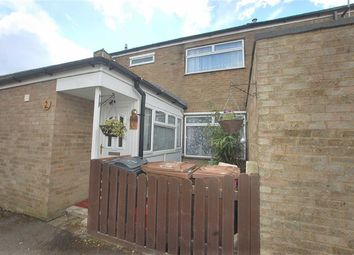 Thumbnail 3 bed terraced house for sale in Norwich Close, Wellfield Wood, Stevenage, Herts