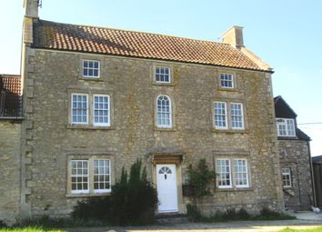 Thumbnail 5 bed farmhouse to rent in Egford, Frome