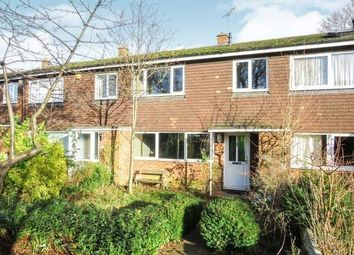 Thumbnail 3 bed terraced house for sale in Francis Close, Hitchin, Hertfordshire, England