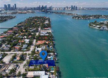 Thumbnail Land for sale in 79 N Hibiscus Dr, Miami Beach, Fl, 33139