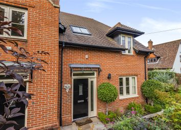 Thumbnail 2 bed end terrace house for sale in Milesdown Place, Winchester