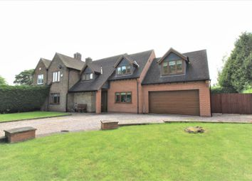 Thumbnail 4 bed semi-detached house for sale in Loughborough Road, Ruddington