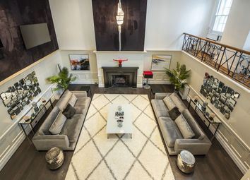 Thumbnail 3 bed duplex to rent in Clareville Grove, London