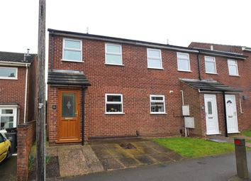 Thumbnail 2 bed end terrace house for sale in Charnwood Road, Shepshed, Loughborough, Leicestershire