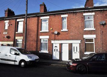 Thumbnail 3 bedroom terraced house for sale in Foden Street, Stoke, Stoke-On-Trent