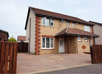 Thumbnail 3 bed semi-detached house for sale in Ambleside Terrace, Dundee