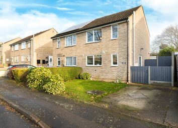 Thumbnail 3 bed semi-detached house for sale in Ilex Road, St. Ives, Huntingdon
