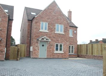 Thumbnail 5 bedroom detached house for sale in Lutterworth Road, Burbage, Hinckley