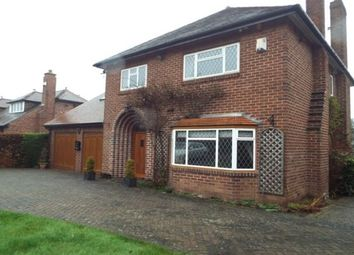 Thumbnail 4 bed detached house to rent in Linden Lea, Kirby Lane, Sheffield
