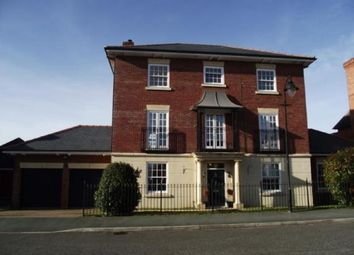 Thumbnail 5 bed detached house for sale in Kingswood Avenue, Weston, Crewe, Cheshire