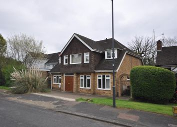 Thumbnail 5 bed detached house to rent in The Squirrels, Pinner, Middlesex