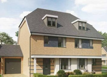 Thumbnail 4 bedroom end terrace house for sale in Queens Avenue, Welwyn Garden City, Hertfordshire