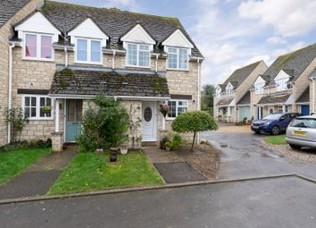 Thumbnail 2 bed end terrace house for sale in Littlebrook Meadow, Shipton-Under-Wychwood, Chipping Norton