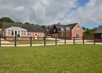 Thumbnail 4 bed farmhouse for sale in Park View, Alfreton Road, Little Eaton, Derby