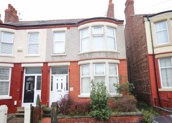 Thumbnail 3 bed semi-detached house for sale in Woodsorrel Road, Claughton, Wirral