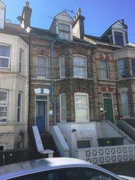 Thumbnail 2 bedroom maisonette for sale in 11A Coolinge Road, Folkestone, Kent