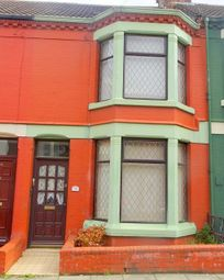 Thumbnail 3 bed terraced house for sale in Oakdene Road, Anfield, Liverpool