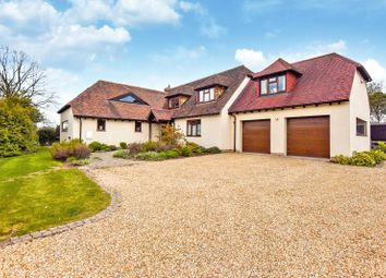Thumbnail 5 bed detached house for sale in Canfield Road, Takeley, Bishop's Stortford
