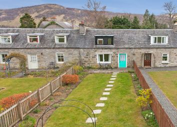 Thumbnail 3 bed cottage for sale in Ballintoul, Bridge Of Tilt, Pitlochry