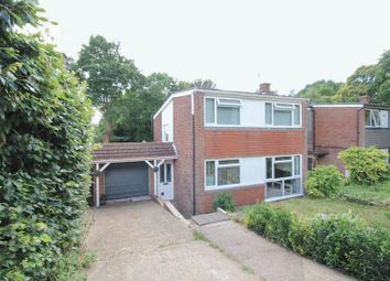 Thumbnail 4 bed detached house for sale in Connop Way, Frimley, Camberley
