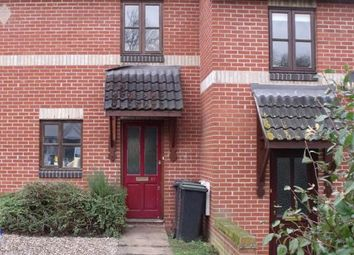 Thumbnail 2 bedroom semi-detached house to rent in Deben Rise, Debenham, Stowmarket