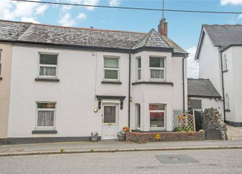 Thumbnail 4 bed end terrace house for sale in New Road, Okehampton