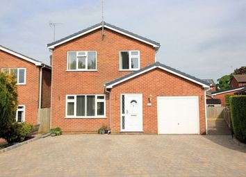 Thumbnail 3 bed detached house for sale in Kingfisher Crescent, Fulford, Stoke-On-Trent