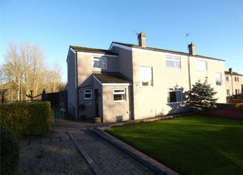 Thumbnail 3 bed semi-detached house for sale in Tynefield Drive, Penrith, Cumbria