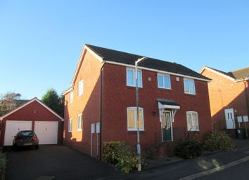 Thumbnail 4 bed detached house to rent in Wheelers Lane, Redditch