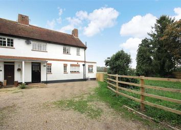 Thumbnail 3 bed semi-detached house to rent in Tidmarsh Farm Cottages, Tidmarsh, Reading