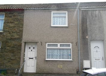 Thumbnail 3 bed terraced house to rent in Llantwit Road, Neath, West Glamorgan