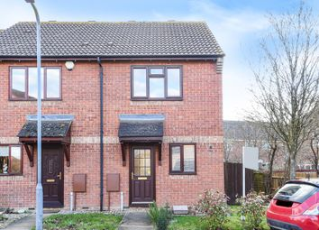 Thumbnail 2 bed end terrace house to rent in Batt Furlong, Aylesbury