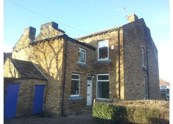 Thumbnail 2 bed end terrace house to rent in New Line, Greengates, Bradford, West Yorkshire