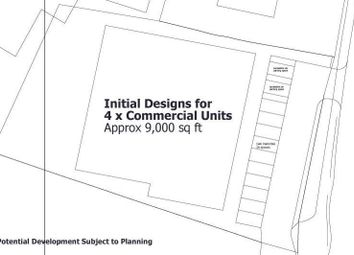 Thumbnail Land for sale in Site At Auchmead Road, Greenock PA160Py
