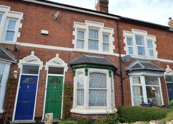 Thumbnail 3 bed terraced house for sale in Woodville Road, Kings Heath, Birmingham