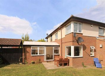 Thumbnail 2 bed semi-detached house for sale in Redding Grove, Crownhill, Milton Keynes, Bucks