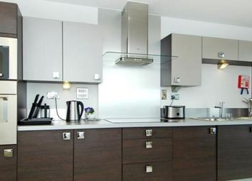 Thumbnail 2 bed flat to rent in Blackwall Way, Poplar