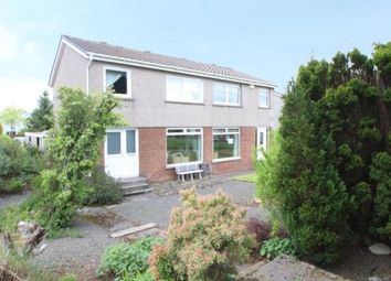 Thumbnail 3 bed semi-detached house for sale in Wemyss Avenue, Newton Mearns, East Renfrewshire