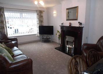 Thumbnail 2 bed bungalow for sale in Caistor Drive, Hartlepool