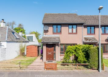 Thumbnail 3 bed end terrace house for sale in Millgate, Friockheim, Arbroath