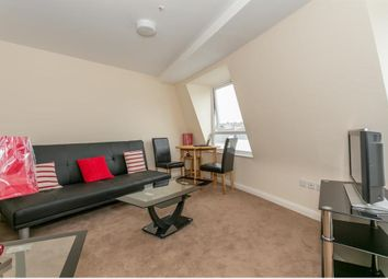 Thumbnail 1 bed flat to rent in Arundel Crescent, Plymouth