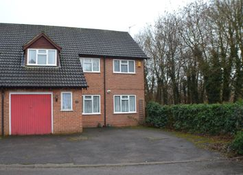 Thumbnail 4 bed semi-detached house for sale in Sarisbury Close, Tadley
